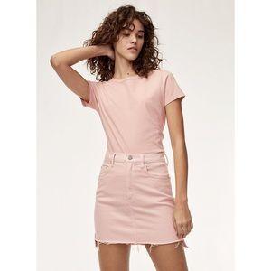 Aritzia Wilfred Free Tanit Primrose Skirt Size 4